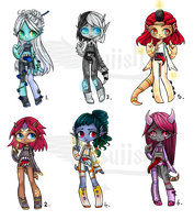 Theyen Suiadopts Batch#1 CLOSED by Suiish