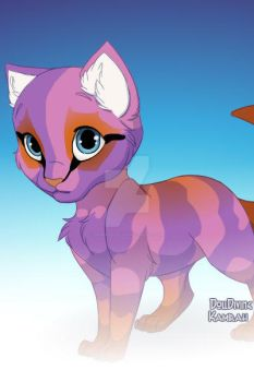 Cat adopt 3 by GeneralKitty23