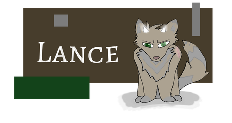 Lance the Wolf by Ask-Darkforest-Ivy
