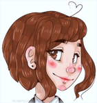 Permanent blush by Holograph1c