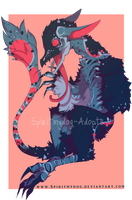 Riptide|Closed by Spiritmydog-Adopts