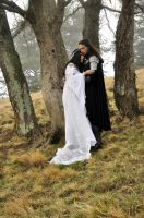 Beren and Luthien 10 by Jaymasee