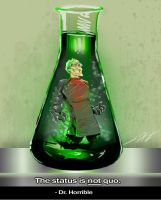 Dr. Horrible by thedaisycutter