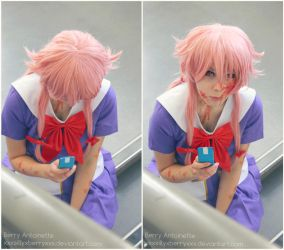 future diary by BerryAntoinette