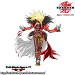 Bakugan New Vestroia: Spectra Phantom by Evil-Black-Sparx-77