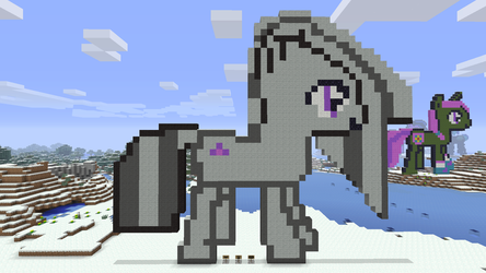 Marble Pie by GreatnPowerfulBNKing