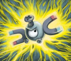 Magnemite by sushy00