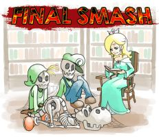 Rosalina's Final Smash by GuilhermeRM