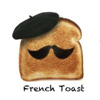 french toast by zinnet556