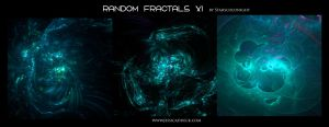Random fractals XI by Starscoldnight by StarsColdNight