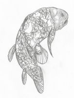 Coelacanth by Dragimal
