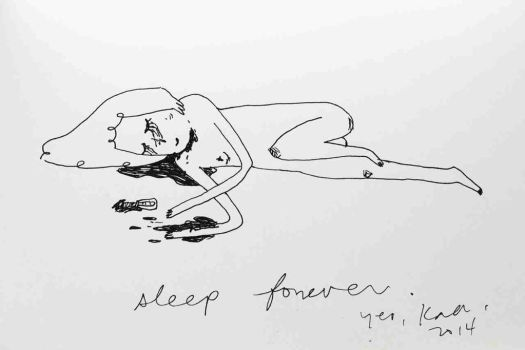 Sleep Forever by yeokaa