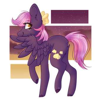 [AT] Dusky Sky by CandyCrusher3000