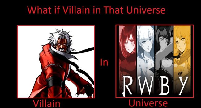 What if God Rugal was in the RWBY universe? by ErichGrooms3