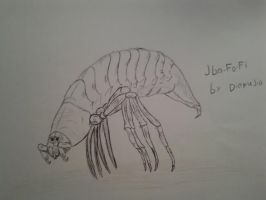 Cryptid for documentry: Jba-fo-Fi by Trendorman