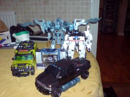 transformers collection by x9000