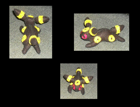 Umbreon Plush by 1Meh1