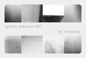 Grainy Textures 01 by toybirds