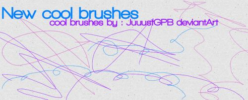 Cool Brushes by JuuustGPB