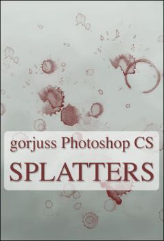 Gorjuss Splatters by gorjuss-stock
