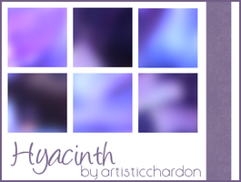 Icon Textures - Hyacinth by jadedlioness