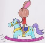 Amy's Rocking Horse by DanielMania123