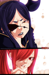 Fairy tail 388 - Crying by DesignerRenan