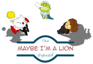 G3-Radio design - Maybe I'm a Lion merch by vince20100