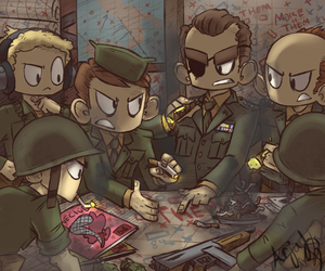 American Army in planning by Arjay-the-Lionheart