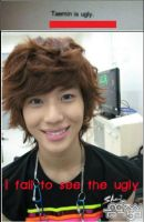 Taemin? Ugly? 0.0 I Don't See It. by animeloverforever102