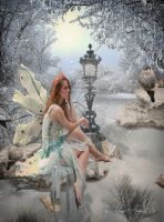 Winter Fairy Dream by MagicAngel8773