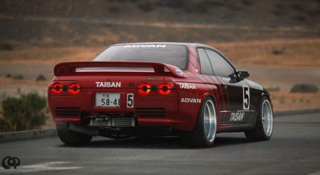 Nissan GT-R R32 by Cop-creations