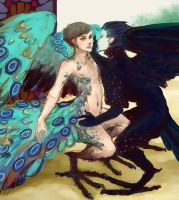 birds by perverted-kitty
