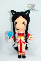 Ahri  - League of legends amigurumi by zulemax