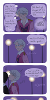 [YOI] Enchanted AU by Jeroine