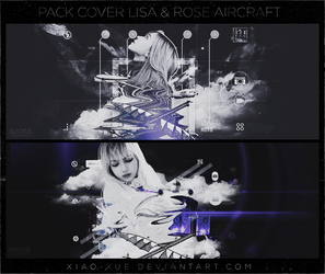 [PSD] 161111 // COVER LISA ROSE 'AIRCRAFT' by Xiao-Xue