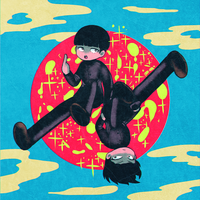 Mob Psycho 100 by mzet