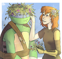 Wreath by MarySkillet