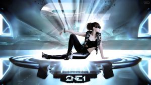 CL Tron by NEO-Musume