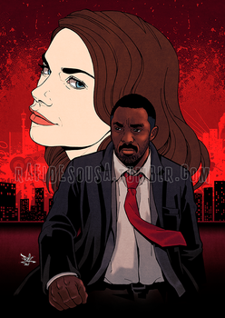 Luther by rafidesousa