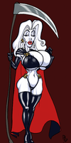 Lady Death by BoobDan