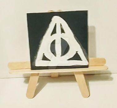 Magnets: DeathHallows02 by wolf-girl87