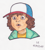 Dustin by NolanWho1963