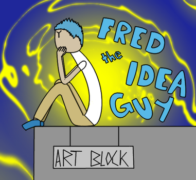 Fred The Idea Guy by Autumn-Blizzard-Fang