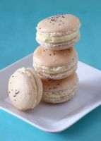 Lemon Macarons, 2.2 by bittykate