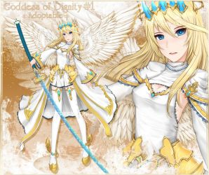 Goddess of Dignity #1Adoptable [CLOSED] by superior9500