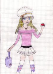 Trainer Keina by Calexio3