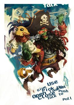 LeChuck's Revenge by CoolSurface