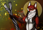 Raffle Prize 2 - for SaQe by Adalgeuse