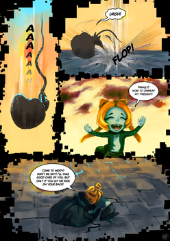 A Serene Prison - Chapter 1 Page 6 by StellaB